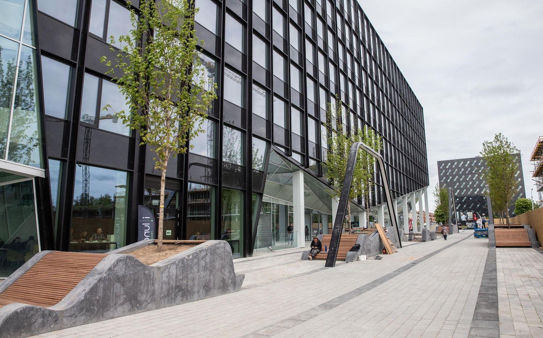 """""""Hanner"""" skelbia architektų paiešką naujam verslo centrui"""