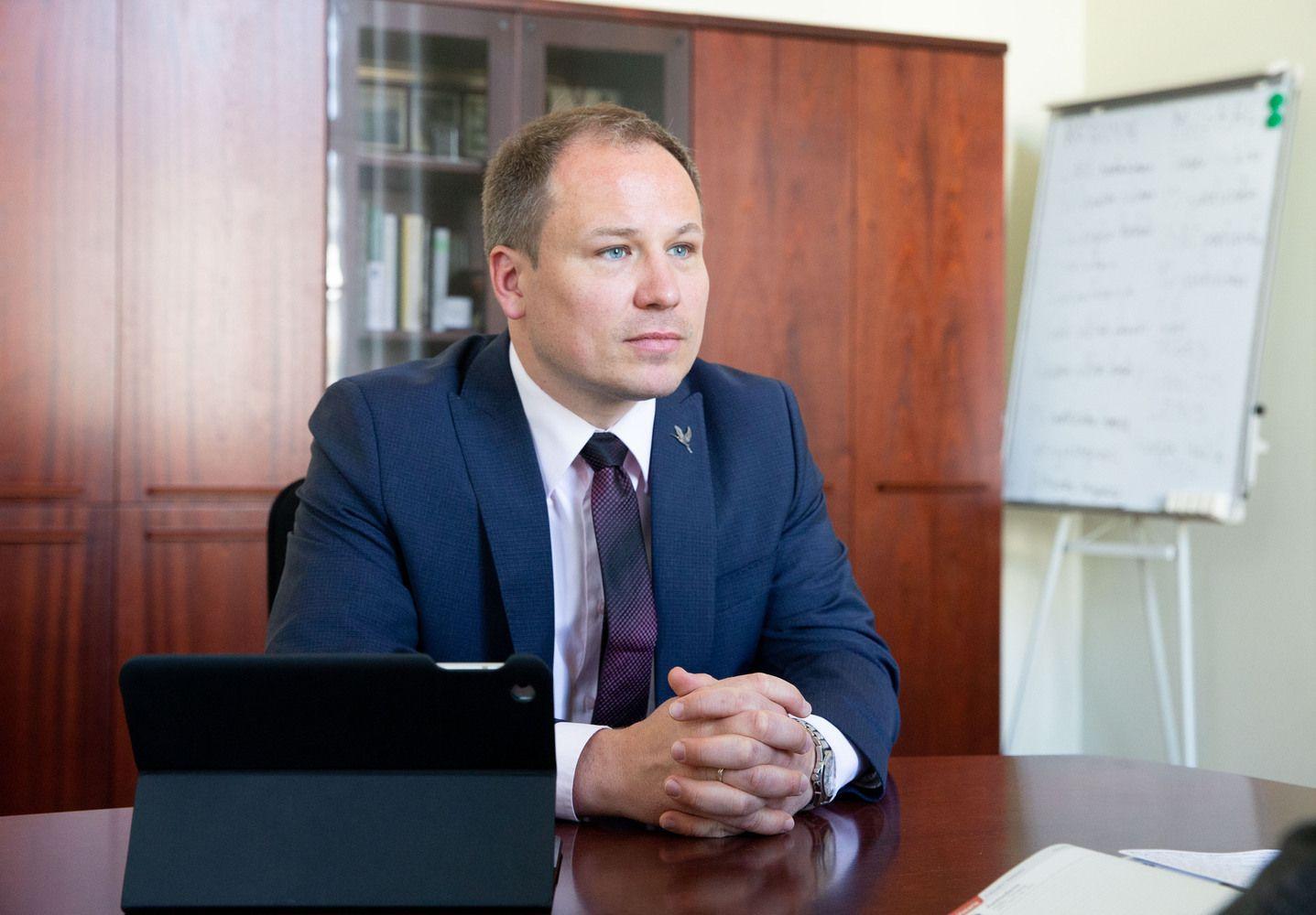 G. Surplys Kinijoje sieks paspartinti lietuviškų grūdų eksportą