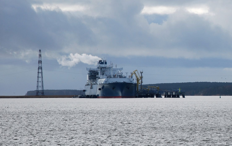 Ekspertai siūlo SkGD terminalą naudoti elektros ir šilumos gamybai