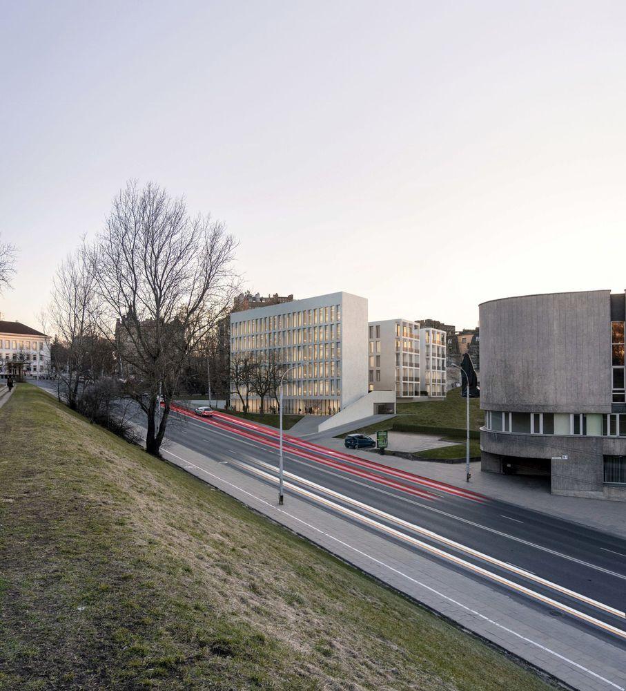 PST pasirinko architektus projektui Vilniaus Naujamiestyje
