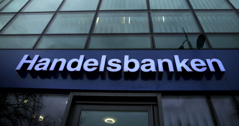 """Dar vienu banku mažiau: traukiasi """"Handelsbanken"""""""