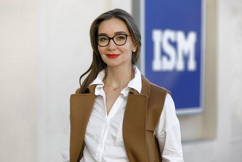 ISM Vadovų magistrantūros Finansų strategijos ir valdymo modulio vadovė dr.Tamara Mauricė.