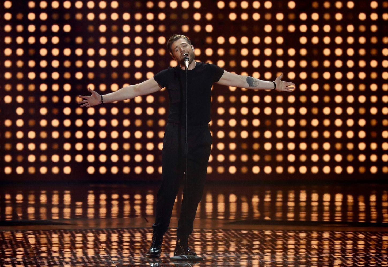"""""""Eurovizijos"""" kalneliaislietuvis į finalą nepateko"""