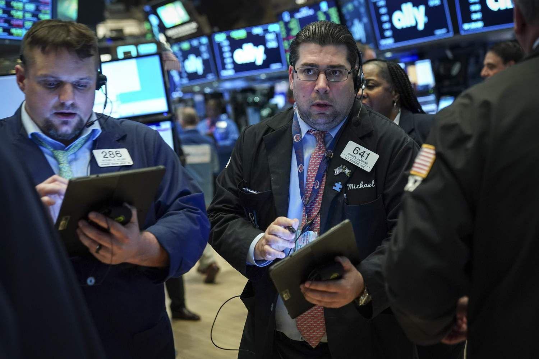 Prekybinis konfliktas išlaiko investuotojus įtampoje