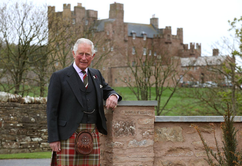Princas Charlesas ėmėsi viešbučių verslo