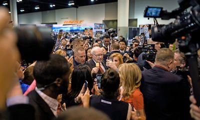 W. Buffettas: leidžiu laiką smagiau negu bet kuris kitas 88-erių metų žmogus pasaulyje