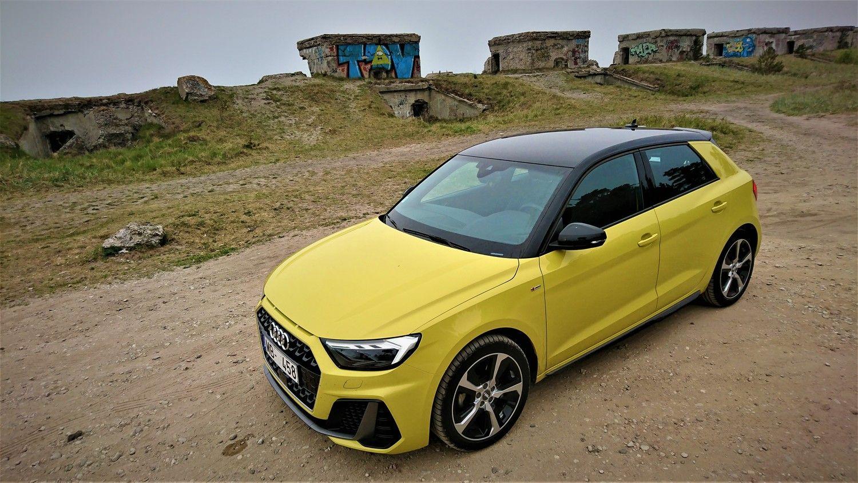 """VŽ bando: mažiausias""""Audi"""""""