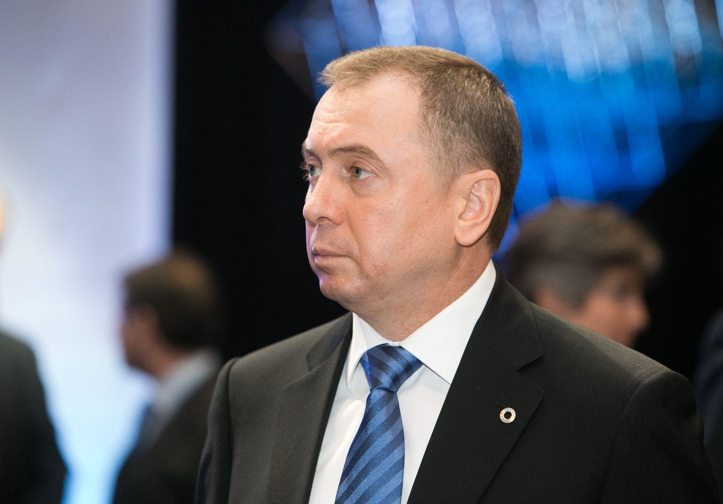 Baltarusija Briuselyje skundžiasi, kad Lietuva blokuoja Minsko ir ES susitarimą