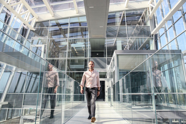 """Pagrindinis """"NFQ Technologies"""" pardavimų komandos tikslas – rasti įdomius projektus 300 IT specialistams"""
