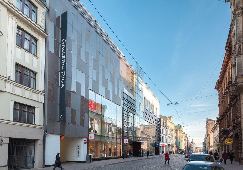 """""""& Other Stories"""" ženklo parduotuvei H&M pasirinko """"Galleria Riga"""""""