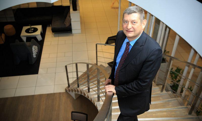 """Alvydas Naujėkas, UAB """"Vėjo projektai"""" generalinis direktorius. Vladimiro Ivanovo (VŽ) nuotr."""