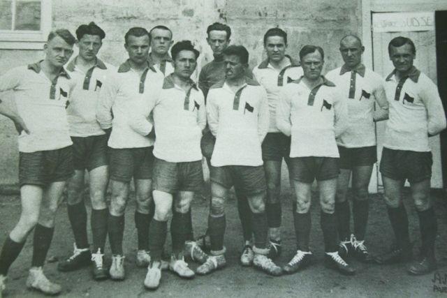 Iliustruotoji istorija: spalvinga Lietuvos sporto jaunystė
