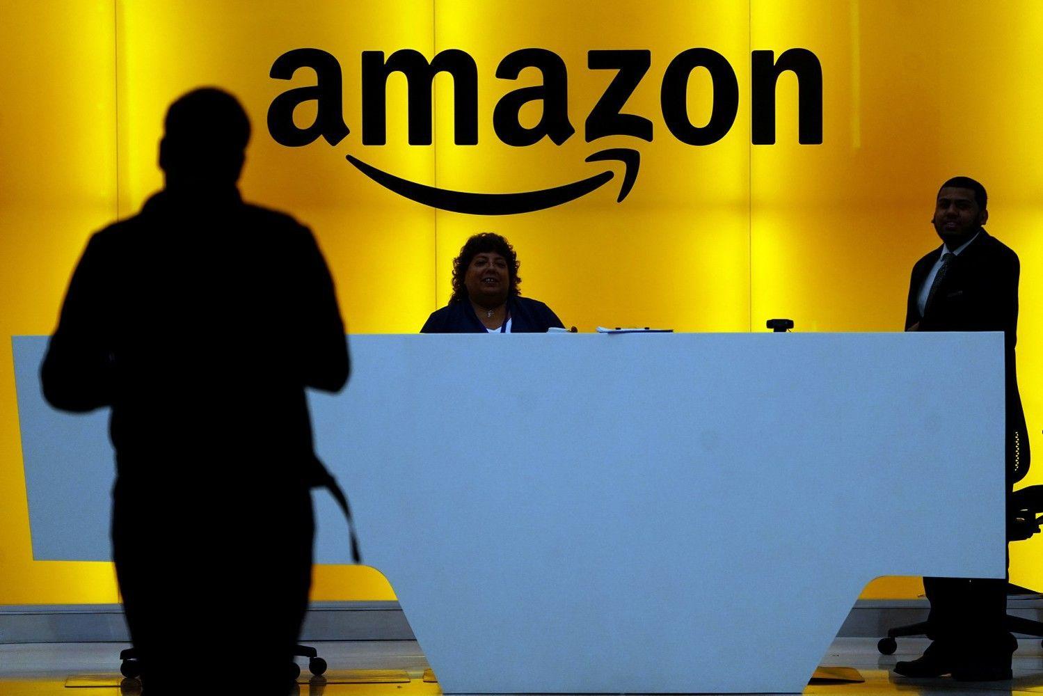 """""""Amazon"""" negandos dėl brutalių darbo sąlygų auga"""