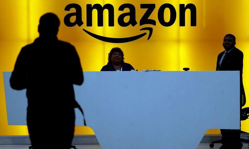 """""""Amazon"""" – viena vertingiausių pasaulio įmonių, pasižyminti nuolatinių inovacijų kūrimu. Tačiau vienoje srityje ji atsilieka – elgesyje su darbuotojais. """"Reuters"""" nuotr. ?"""