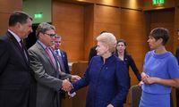 """Baltijos šalys ir JAV sutarė dėl formato """"3+1"""" energetikoje"""