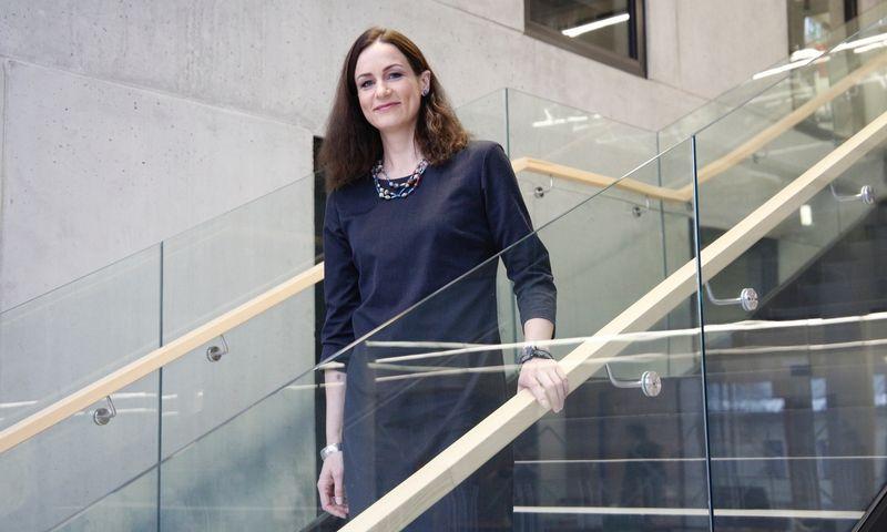 Kultūros viceministrė dr. Ingrida Veliutė. Tomo Pabedinsko/Kultūros ministerijos nuotr.