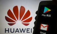 """Lustų gamintojai seka""""Google"""" ir stabdo bendradarbiavimą su """"Huawei"""""""