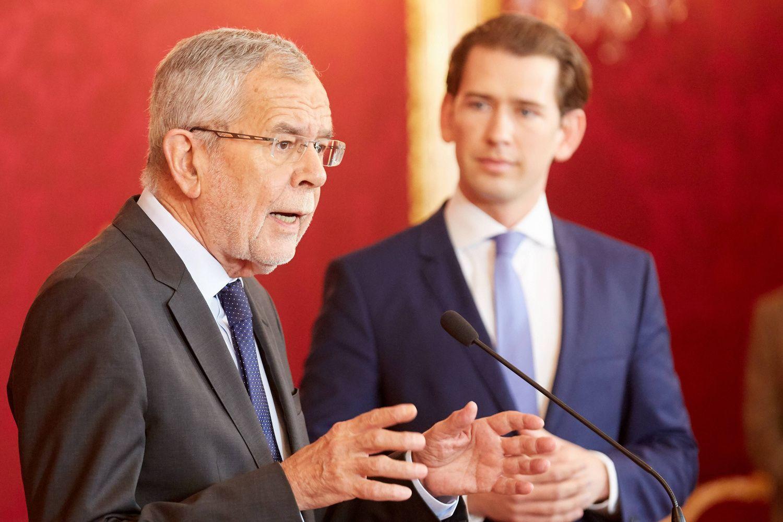 Po skandalo Austrijoje subyrėjo valdančioji koalicija, skelbiami pirmalaikiai rinkimai