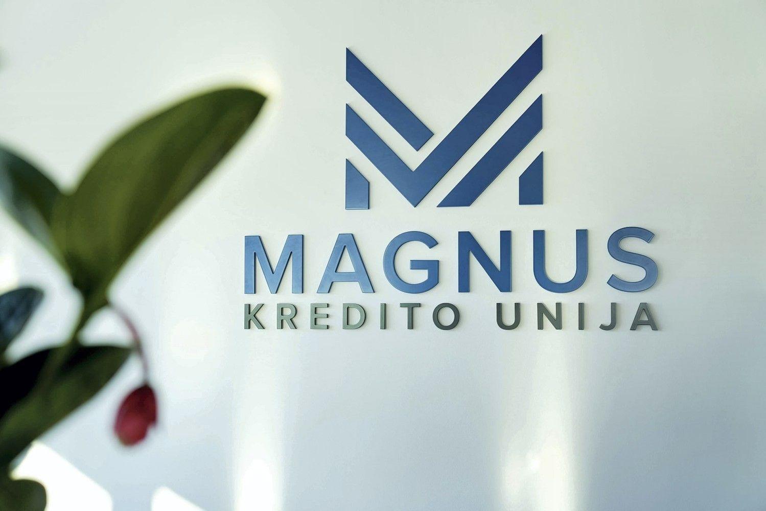 """Aktyviai verslą kredituojančios kredito unijos """"Magnus"""" paskola atvėrė kelią PC """"Vakarinis"""" atsiradimui"""