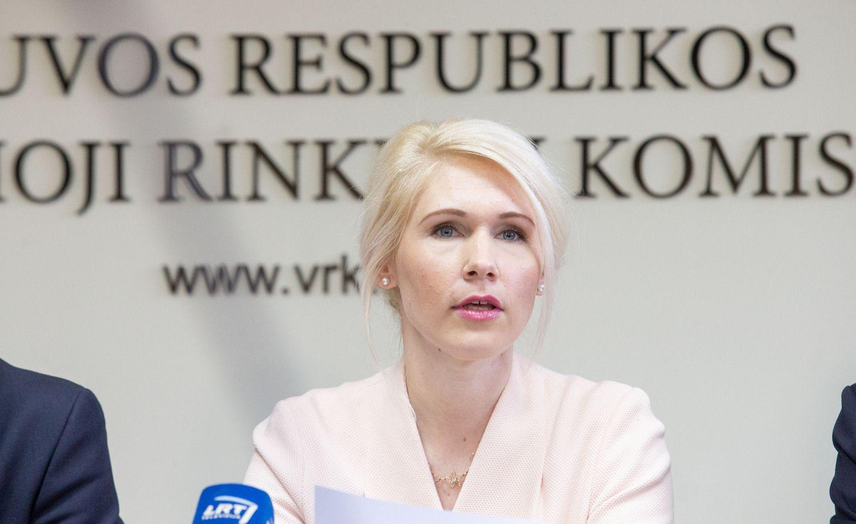 VRK po rinkimų įvertins I. Šimonytės skundą dėl G. Nausėdos finansavimo