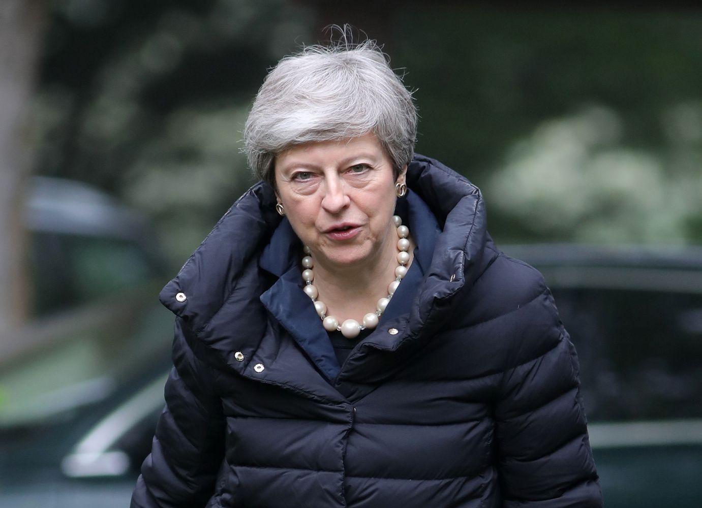 Th. May leis parlamentarams balsuoti dėl antrojo referendumo
