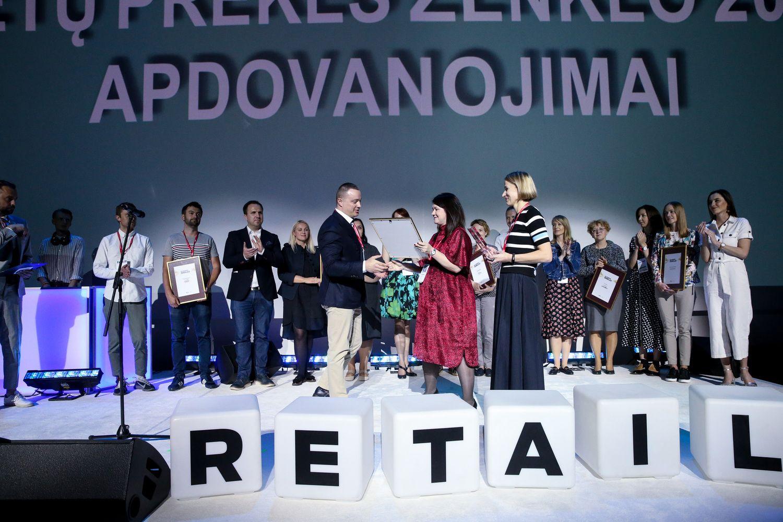 """""""Metų prekės ženklas 2019"""": apdovanoti 6 sėkmingiausieji"""