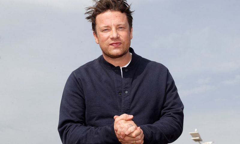 "Jamie Oliveris. Erico Gaillardo (""Reuters"" / ""Scanpix"") nuotr."