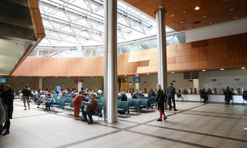 Valstybės įmonė Registrų centro Vilniaus filialas, Lvovo g. 25. Vladimiro Ivanovo (VŽ) nuotr.