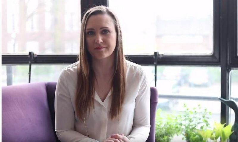 """Indrė Butkevičiūtė, """"I Asset Management"""" pagrindinė akcininkė ir valdybos pirmininkė""""Youtube"""" nuotr."""