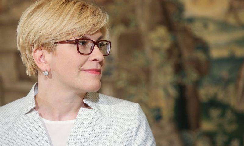 Ingrida Šimonytė. Vladimiro Ivanovo (VŽ) nuotr.