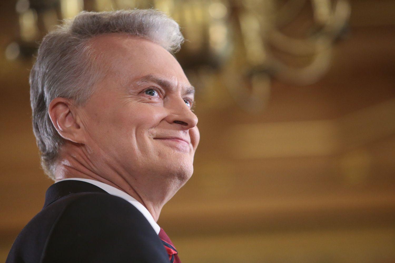 G. Nausėda: neatmetu galimybės koreguoti mokesčių reformą jau su 2020 m. biudžetu