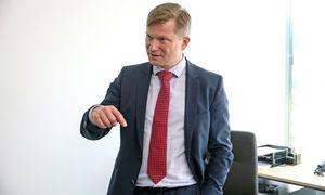 """""""Merko"""" Lietuvoje vadovas:procesai statybos rinkoje – nesveiki"""