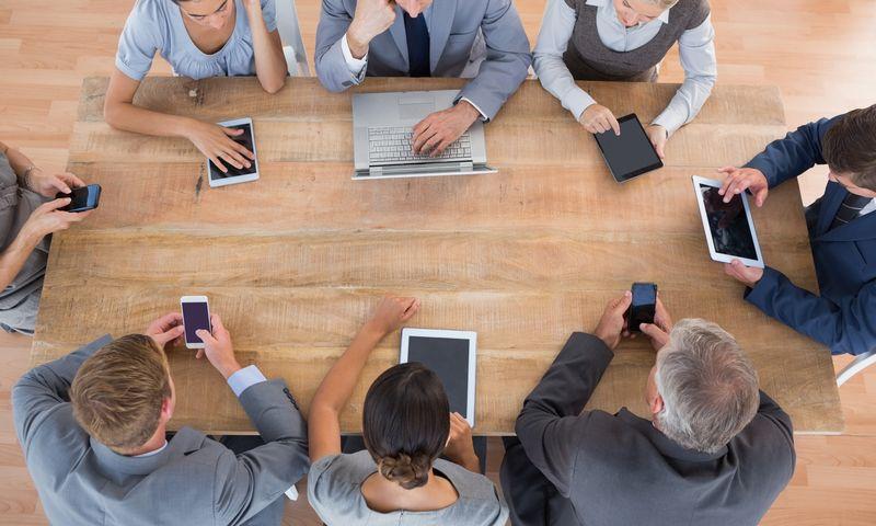 """Darbuotojai rinkdamiesi darbdavį kreipia dėmesį į lankstaus darbo galimybes, darbo prasmę ir įmonėje puoselėjamą lyderystę.  """"Matton"""" nuotr."""