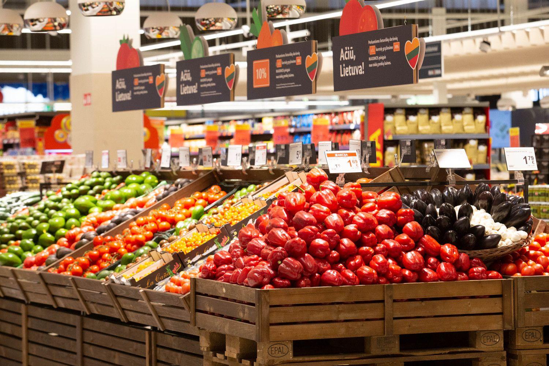 EK siūlo didinti kainų skaidrumą maisto produktų grandinėje