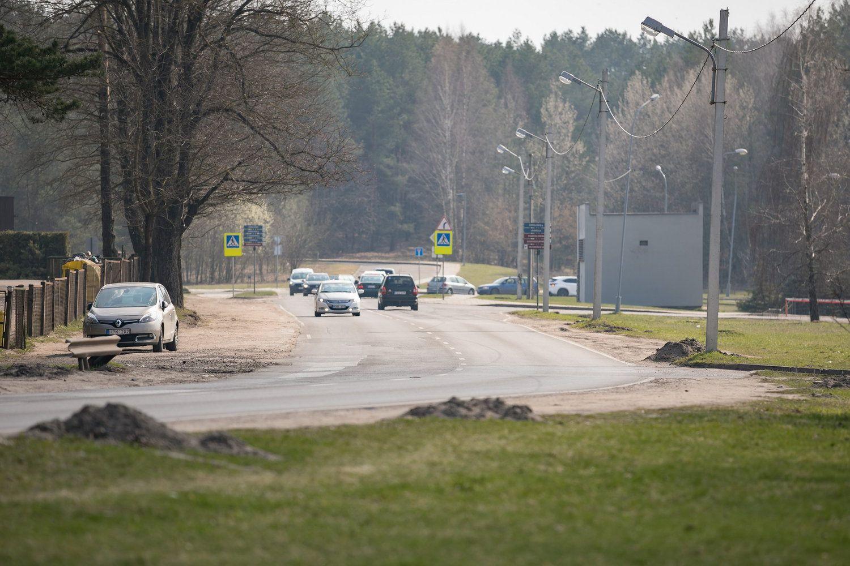 """0,9 mln. Eur užsakymą remontuoti gatvę Vilniuje gavo """"Eurovia Lietuva"""""""
