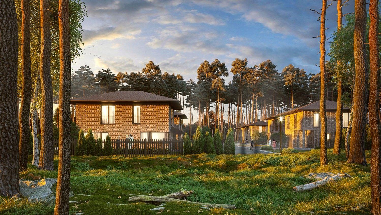 Stato išskirtinę individualių namų gyvenvietę Vilniuje: naujakuriai čia jausis lyg kurorte