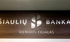 Po akcijomis užlieto aukciono intriga dėl Šiaulių banko akcijų