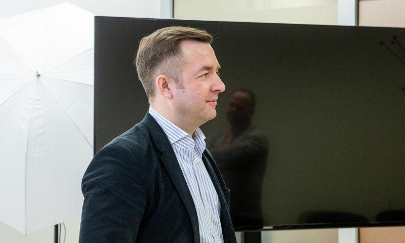 Ramūnas Vilpišauskas, profesorius, Vilniaus universiteto Tarptautinių santykių ir politikos instituto direktorius. Judita Grigelytė (VŽ) nuotr.