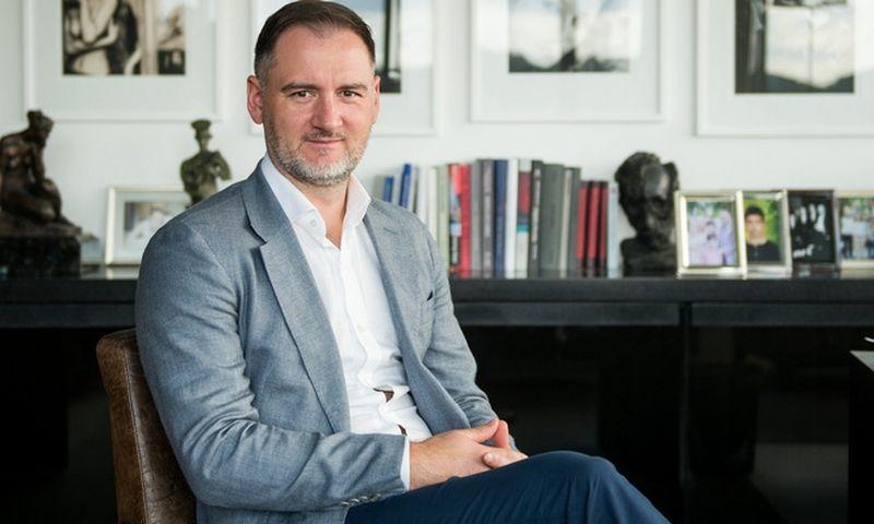 """""""Lewben Holdings"""" vadovas Vilius Kavaliauskas. Bendrovės nuotr."""