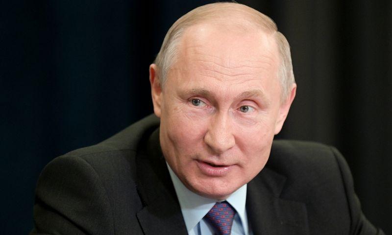 "Sergejaus Gunejevo (""Sputnik"" / ""Scanpix"") nuotr."