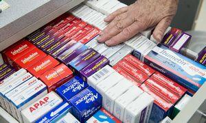 Kompensuojamų vaistų priemokos per dvejus metus sumažėjo dvigubai.
