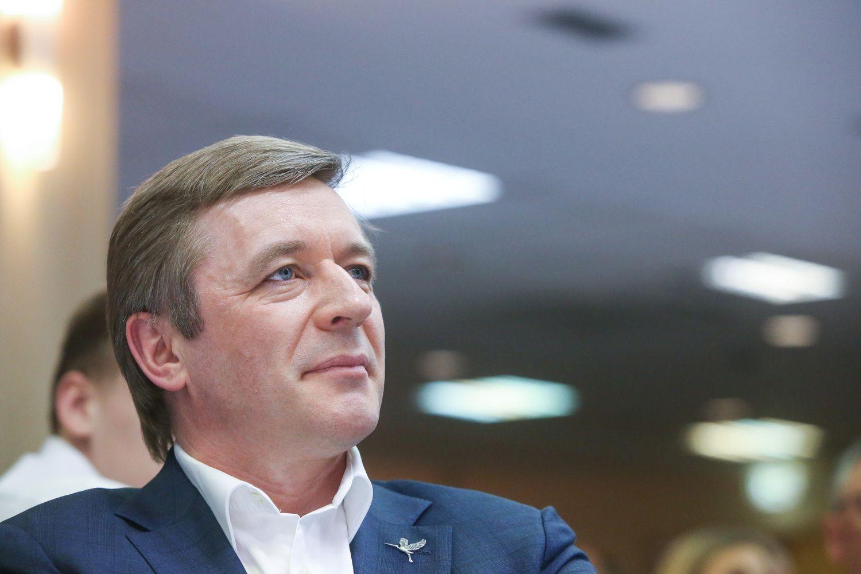 """""""Valstiečiai"""" ragina per antrąjį prezidento rinkimų turą balsuoti už G. Nausėdą"""