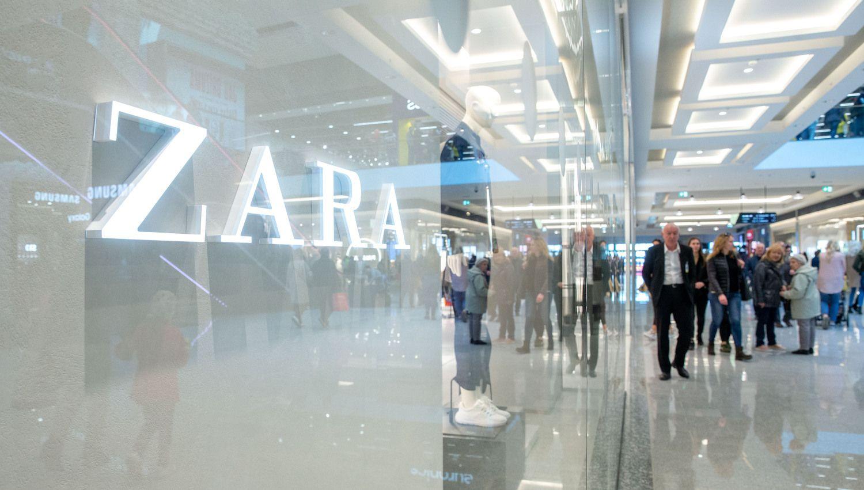 """""""Apranga"""" pertvarko tinklą: geriau mažiau, bet didesnių parduotuvių"""