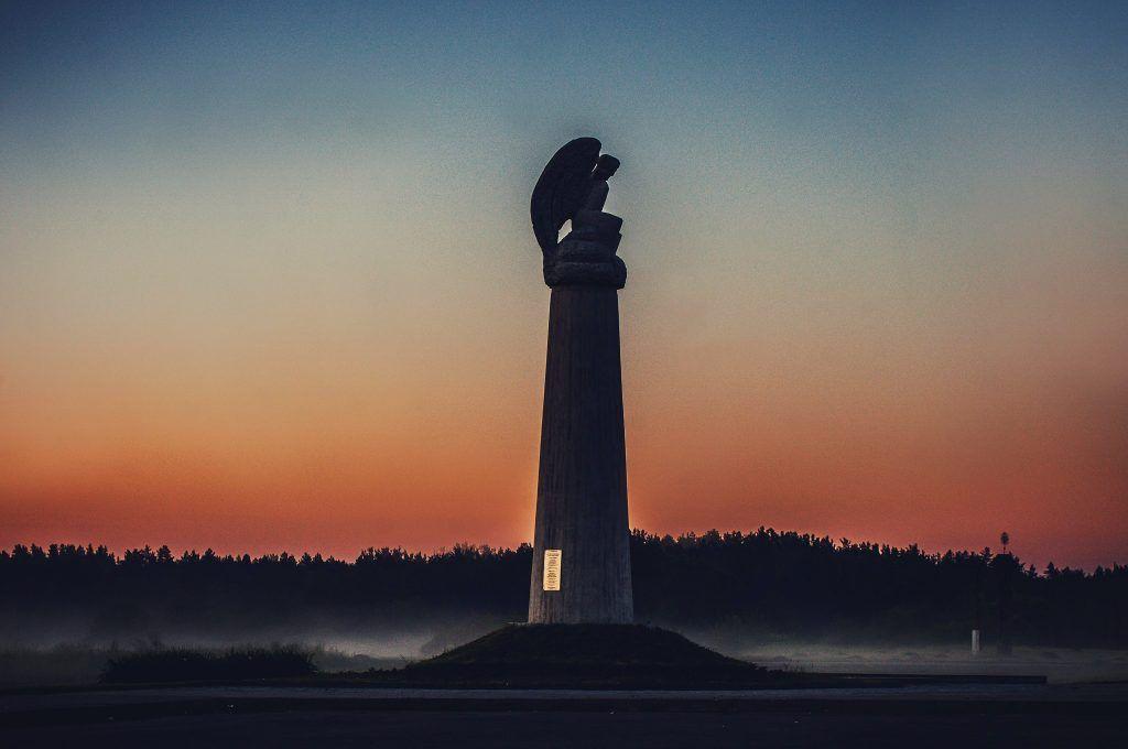 """Atidarytas nacionalinis Lietuvos kultūros """"Čiurlionio kelias"""""""