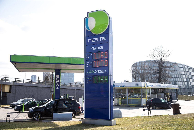 """""""Neste Lietuvos"""" apyvarta pernai augo 50%"""