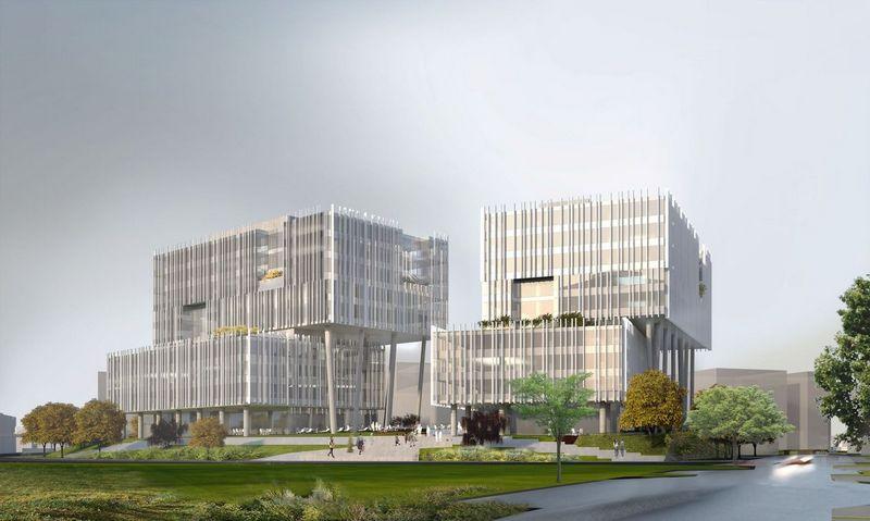 """Capitalica Baltic Real Estate Fund I"" projektas Rygoje. Fondo nuotr."