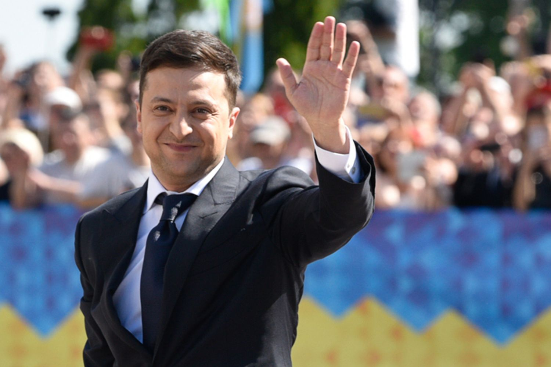 Naujojo Ukrainos prezidento pasirinkimai kelia nerimą