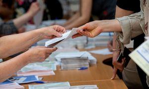 Iš anksto jau balsavo 9,56% rinkėjų