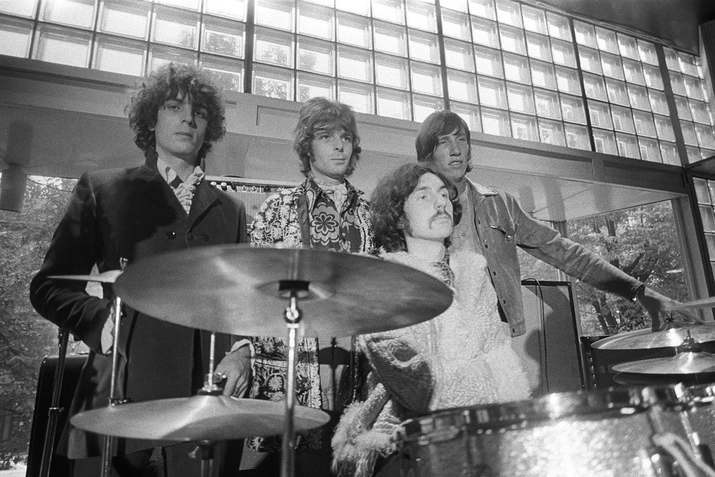 """Pink Floyd"": Vis dar pirmi kosmose"