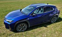 """VŽ bando: į naują rinką įžengęs """"Lexus UX 250h"""""""